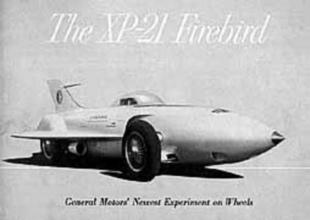 GM Firebird I - Les concept cars de la General Motors   - Page 1.com
