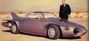 GM Firebird II - Les concept cars de la General Motors   - Page 1.com