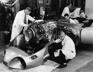 GM Firebird II - Les concept cars de la General Motors   - Page 2.com