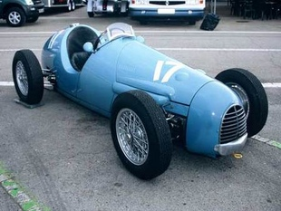 GORDINI F1 2,5 litres - Grand Prix de l'Age d'Or 2005   - Page 1.com