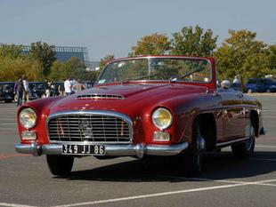 GREGOIRE Sport Cabriolet 1958 - Les 40 ans de la FFVE   - Page 1.com
