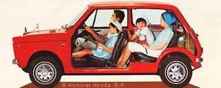 HONDA N360 et N600 - Saga Honda   - Page 1.com