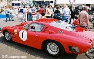 ISO A3C Bizzarini - Le Mans Legend 2001  .com