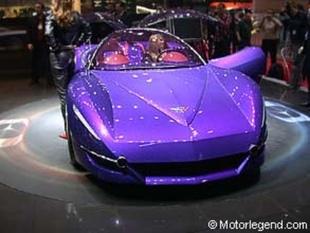 ITAL DESIGN Moray - Salon de Genève 2003.com