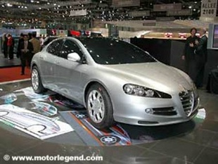 ITAL DESIGN Alfa Romeo Visconti