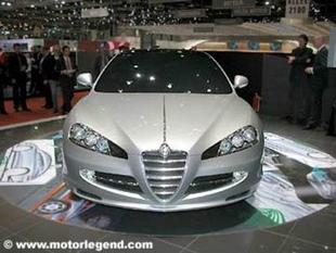 ITAL DESIGN Alfa Romeo Visconti -  - Page 2.com