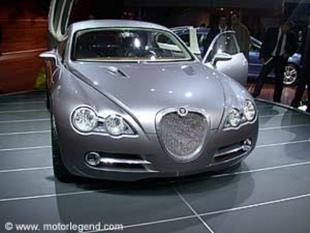JAGUAR R-D6 - Salon de Francfort 2003.com