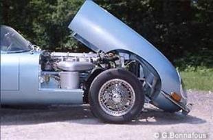 JAGUAR Type E 3,8 Litres - Grand Prix de l'Age d'Or 2001   - Page 2.com