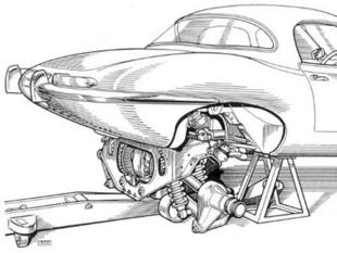 Une jaguar sachant freiner... Jaguar-type-e-serie-1-3-8l-41344