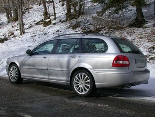 JAGUAR X-Type Estate