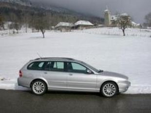 Essai JAGUAR X-Type Estate
