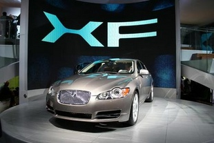 JAGUAR XF - Salon de Francfort 2007.com