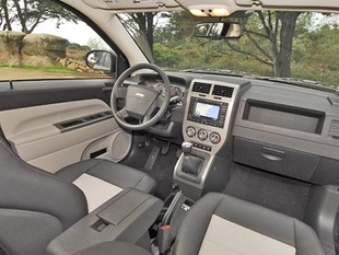 JEEP Compass 2.0 CRD Wild Dream - 4x4 compacts : lequel choisir ?   - Page 2.com