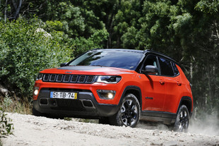 JEEP Compass 2.0 Multijet 170 4X4 BVA9 Trailhawk