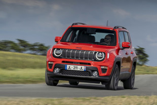 Essai JEEP Renegade 4xe Trailhawk