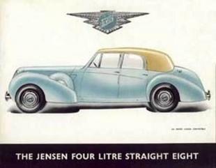 JENSEN Straight Eight - Saga Jensen  .com