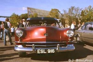 KAISER 1951 - Autojumble de Beaulieu 2003   - Page 1.com