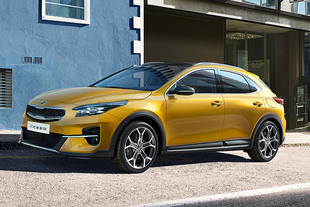 KIA XCeed 1.4 T-GDi 140 ch Launch Edition