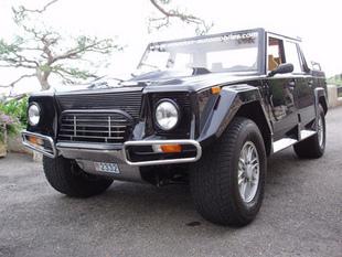 LAMBORGHINI LM 002 - Avignon Motor Festival 2008.com