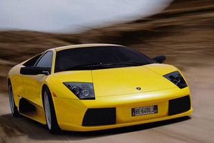LAMBORGHINI Murcielago - Saga Lamborghini  .com