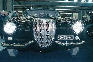 LANCIA Aurelia B24 Spider America - Rétromobile 2005.com
