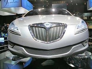 LANCIA Delta HPE - Mondial de l'automobile 2006.com
