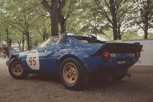 LANCIA Stratos - Saga Lancia   - Page 2.com