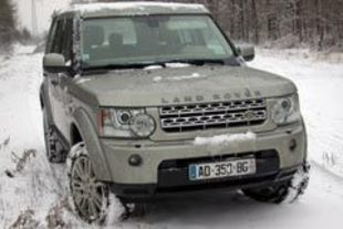 LAND ROVER Discovery 4 TDV6