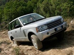 Essai LAND ROVER Range Rover TDV8
