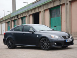Essai LEXUS IS 250
