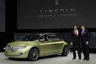 LINCOLN C Concept - Salon de Detroit 2009.com