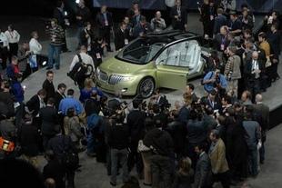 LINCOLN C Concept - Salon de Detroit 2009.com