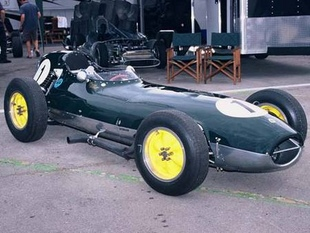 LOTUS Climax 16