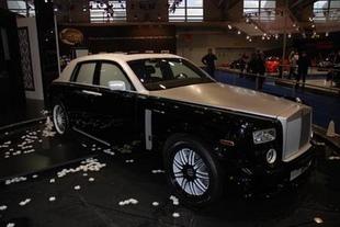MANSORY Rolls Royce Conquistador - Salon de Francfort 2007.com