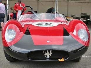MASERATI 200 SI - Le Mans Classic 2006   - Page 1.com