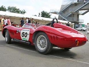 MASERATI 200 SI - Le Mans Classic 2006   - Page 2.com