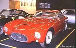 MASERATI A6 GCS - Rétromobile 2004.com