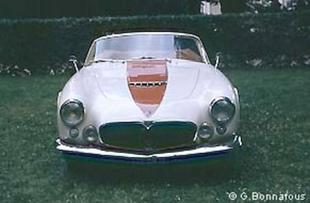 MASERATI A6G 54 Frua - Festival automobile de Mulhouse 2004   - Page 1.com
