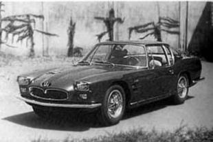MASERATI Quattroporte (la génération) - Saga Maserati   - Page 1.com