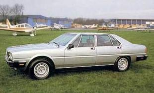 MASERATI Quattroporte (la génération) - Saga Maserati   - Page 3.com