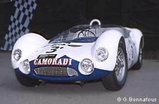 MASERATI Birdcage Type 61 - Le Mans Classic 2002   - Page 1.com