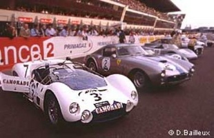 MASERATI Birdcage Type 61 - Le Mans Classic 2002   - Page 2.com