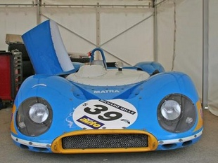 MATRA MS 650 - Le Mans Classic 2006   - Page 1.com