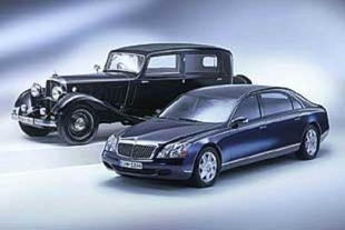 MAYBACH 62 - Mondial de Paris 2002.com