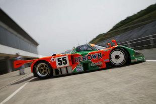 MAZDA 787 B de retour au Mans - 24 Heures du Mans 2011  .com