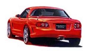 MAZDA MX5 MPS - Salon de Francfort 2001.com