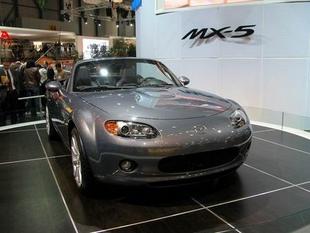 MAZDA MX5 3ème génération - Salon de Genève 2005.com