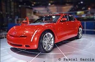 MAZDA RX-Evolv - Mondial de Paris 2000.com