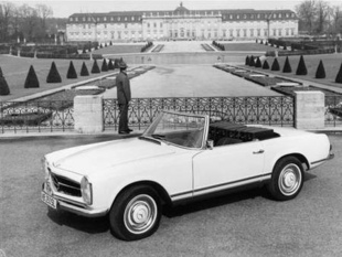 Acheter une MERCEDES Pagode (1963-1967) - guide d'achat