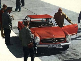 MERCEDES Pagode (1963-1967)